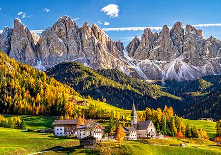 Sankt Maddalena in Südtirol