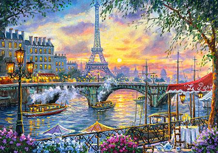 Auszeit in Paris