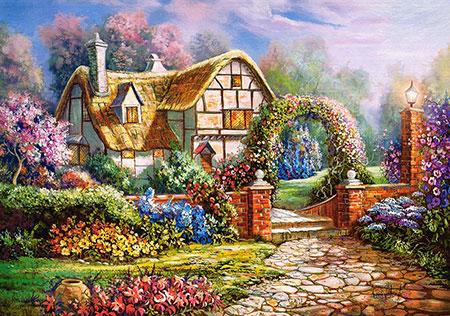 Wiltshire Garten