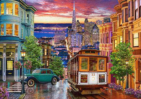 Nostalgisches San Francisco