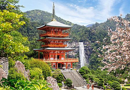 Seiganto-Tempel in Japan