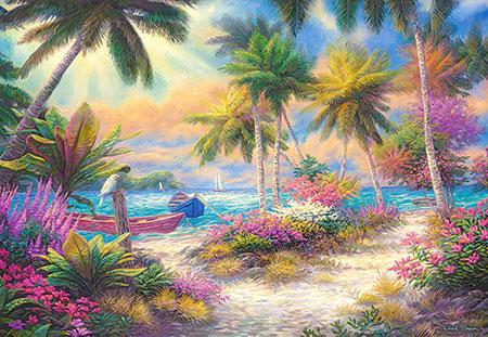 Insel der Palmen
