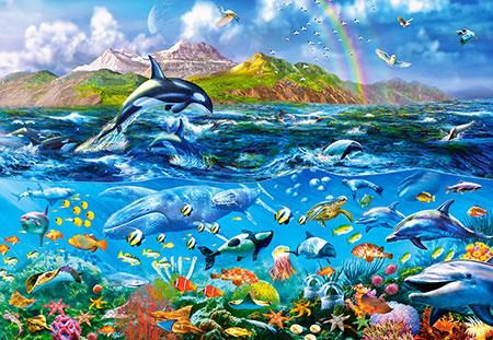 Ozeanpanorama