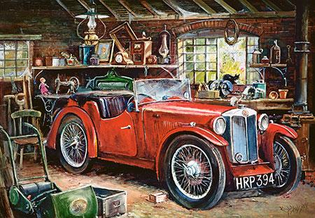 In der Hobby-Werkstatt