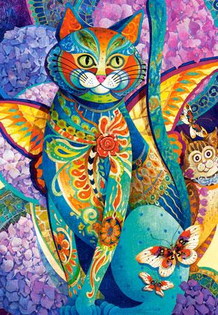 Katzen Ornament