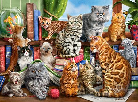 Haus der Katzen