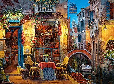 Ein besonderer Abend in Venedig