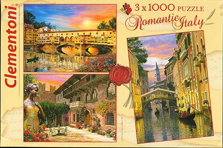 Romantisches Italien