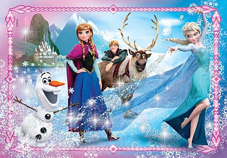Die Eiskönigin - Schneezauber