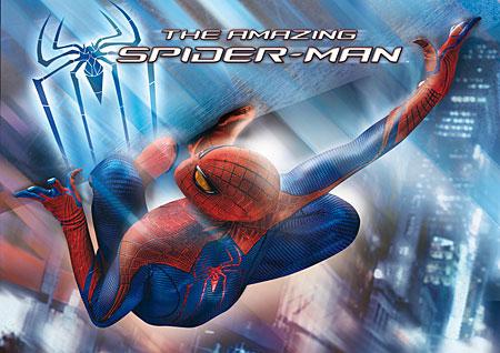 Spiderman - Wandkletterer