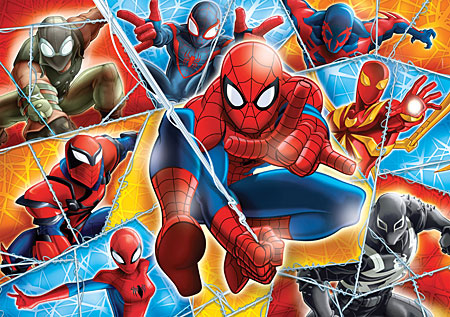 spiderman-spinnenkrieger