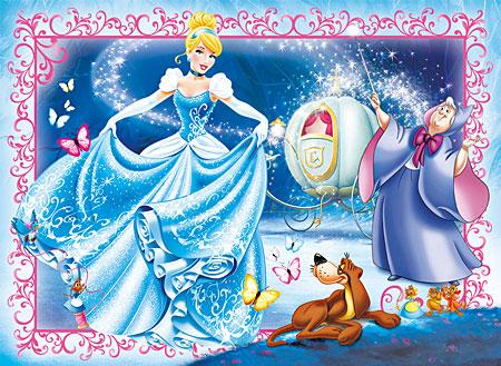Aschenputtel - Märchenhafte Prinzessin