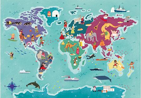 Bräuche & Traditionen der Welt