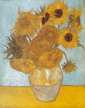 van-gogh-vase-mit-sonnenblumen