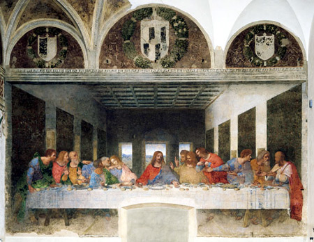 Leonardo: The Last Supper