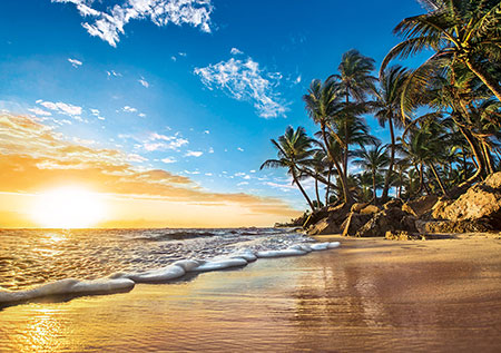 tropischer-sonnenaufgang