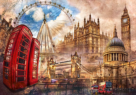 Altes London