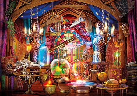 Labor des Zauberers