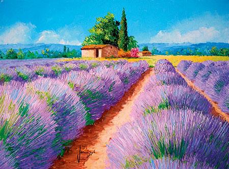 Lavendel-Duft