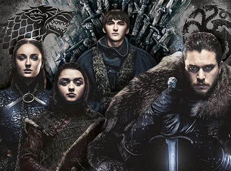 Game of Thrones - Haus Stark