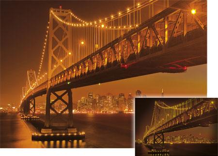 San Francisco (leuchtet im Dunkeln)