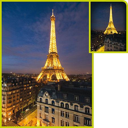 Paris (nachtleuchtend)