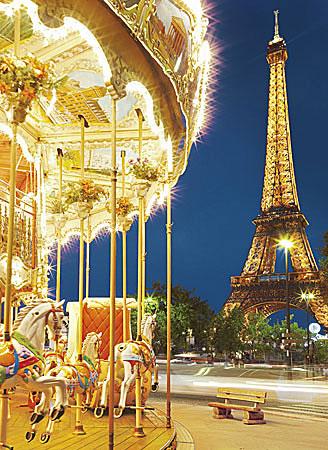 Karussell Paris