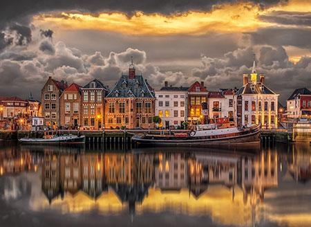 Niederländische Traumwelt