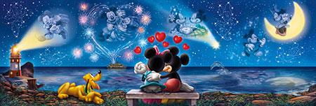 Mickey und Minnie - Verliebter Abend