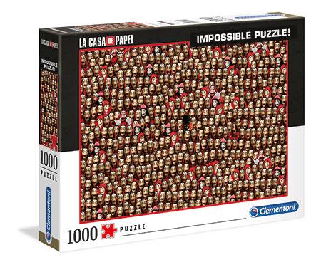 Das Unmögliche Puzzle - Haus des Geldes