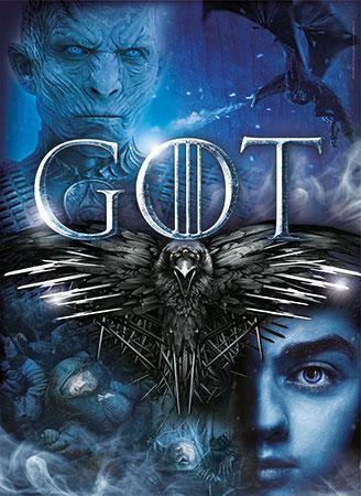 Game of Thrones - Dreiäugige Rabe