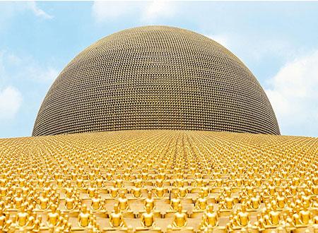 Galileo Big Pictures - Million Buddhas