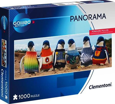 Galileo Big Pictures - Pinguin Pullis