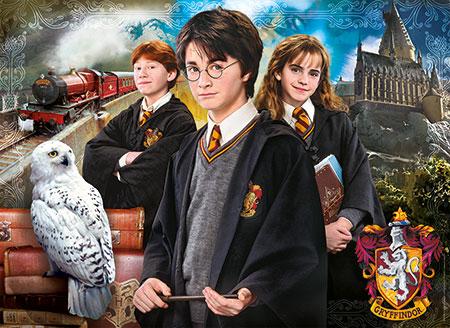Harry Potter - zurück nach Hogwarts