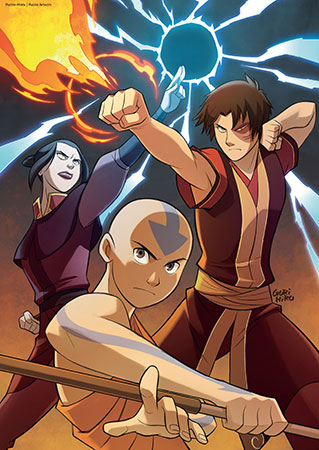 Avatar - Der Herr der Elemente: Feuer und Blitz