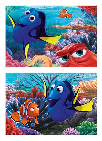 Findet Dory - Zwischen den Korallen