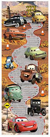 Disney Cars - Entlang der kurvigen Straße