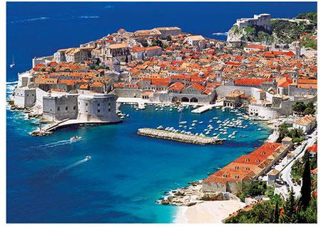 Malerisches Dubrovnik