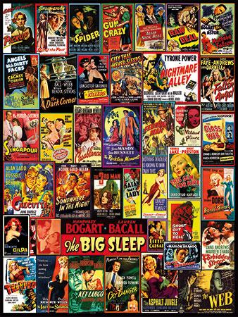 nostalgische-filmposter-collage