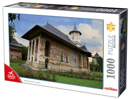 Kloster Moldovita in Rumanien
