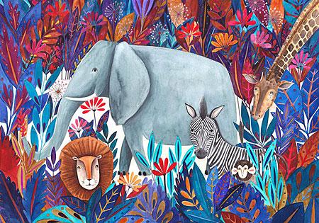 Elefant, Kürti