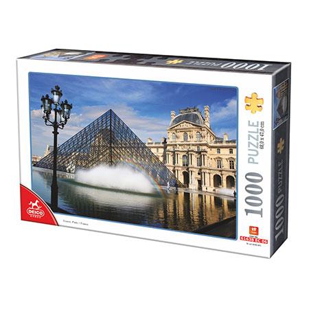 Louvre, Frankreich