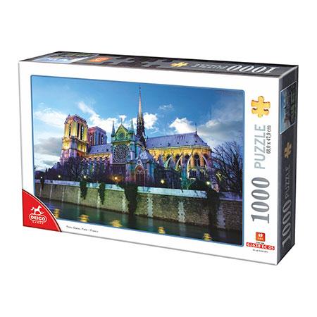 Glanzvolles Notre Dame