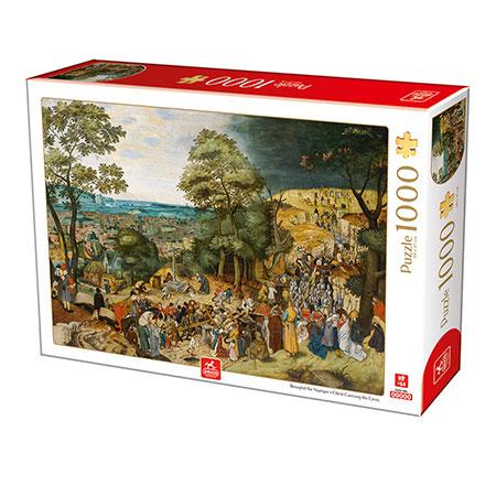 Kreuztragung, Brueghel