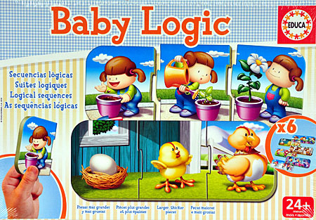 Baby Logic - Kollektion Baby Educa