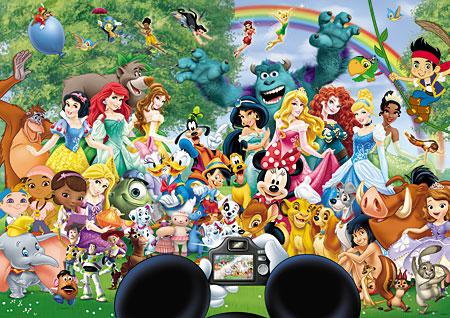 Die wunderbare Disneywelt