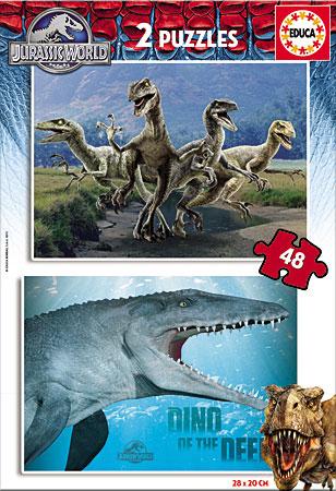 Jurassic World - Angriffslustige Dinosaurier