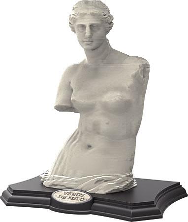 3D Skulptur Puzzle - Venus