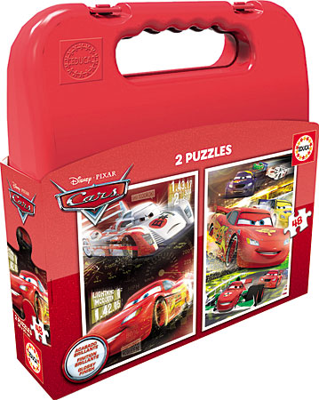 Puzzlekoffer - Cars