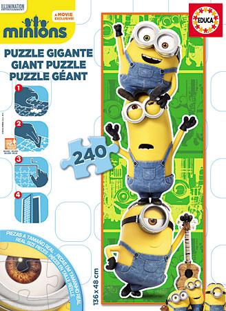 riesenpuzzle-minions-kopfarbeit